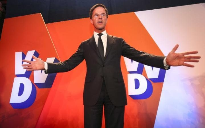 Dutch election: Wilders defeated by PM Rutte